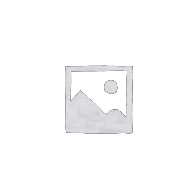Хит!!! Пуховик из эко-кожи с натуральным мехом песца с карманами цвета золото длинный