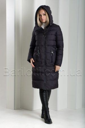 Красивый и тёплый зимний пуховик Svidni 6079