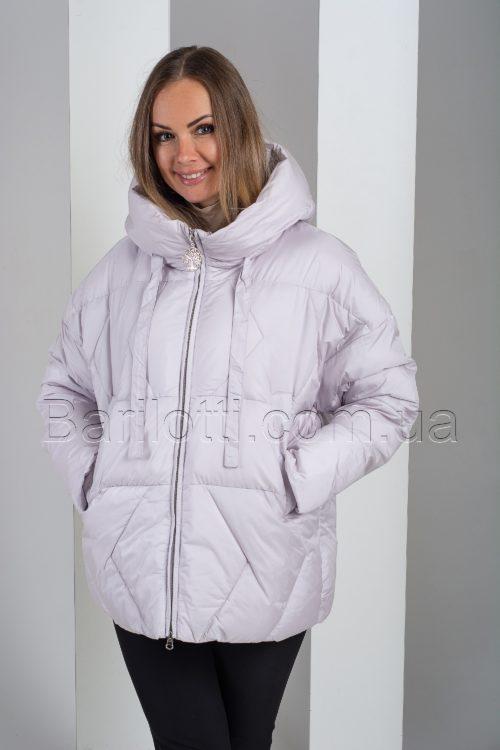 Короткий модный зимний пуховик Hannan Liuni 3265
