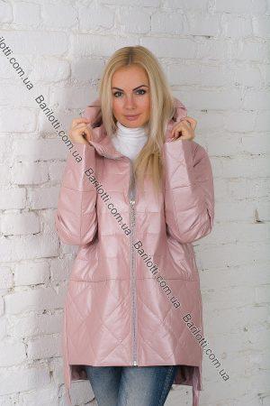 Куртка из экокожи ZLYA 18153 (2XL-5XL)
