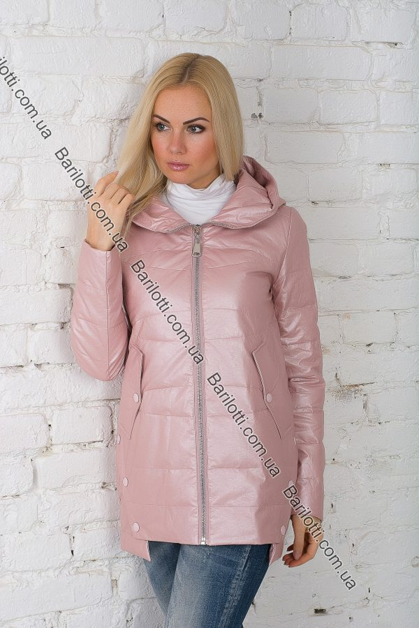 Куртка из экокожи ZLYA 18145 (S-XL)