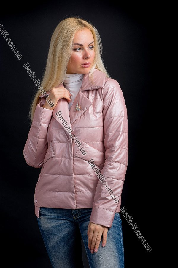 Куртка из экокожи ZLYA 18181 (S-XL)