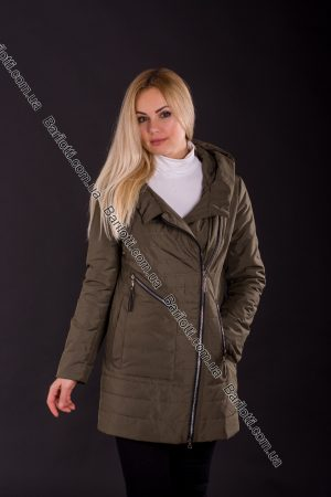 Осенняя куртка Snow Owl 8716 (S-2XL) Хаки