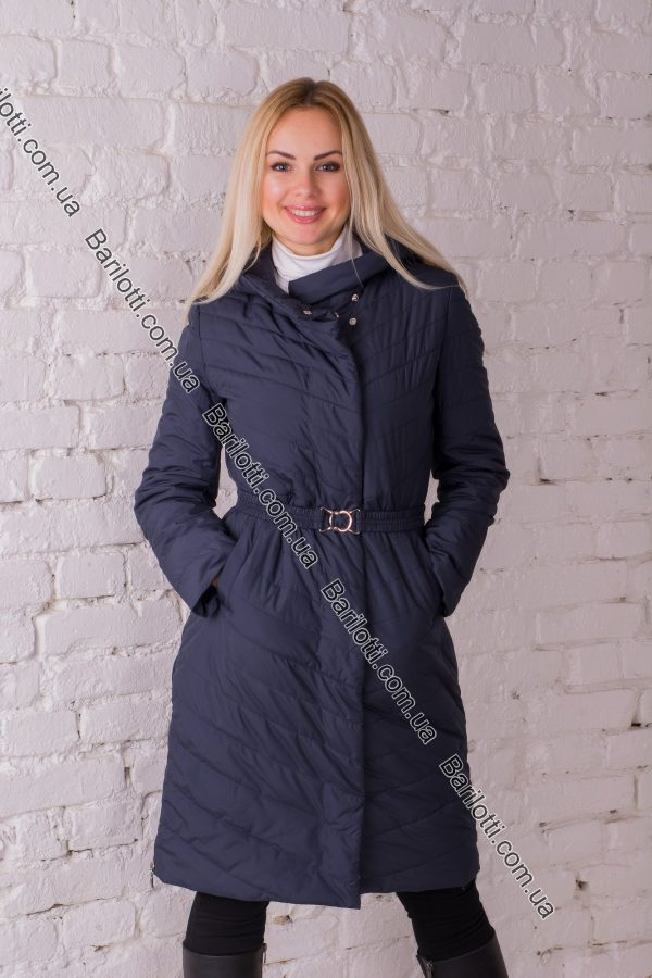 Женская куртка Snow Owl 8410 (S-2XL) Синий