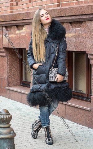 Премиум-копия Moncler модный женский пуховик на натуральном пуху