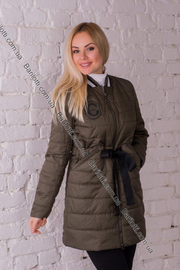 Весеннее пальто Clasna 086 (S-2XL)