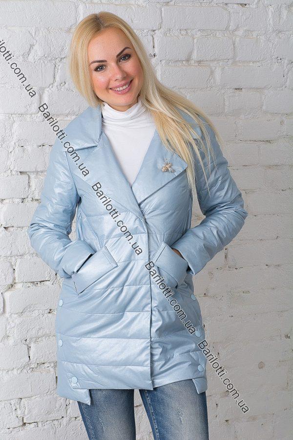 Куртка из экокожи ZLYA 18195 (S-XL)
